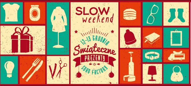 Slow Weekend logo